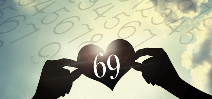 Interprétation du numéro 69 selon la numérologie