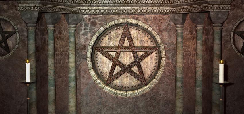 Le pentacle et la magie blanche, deux forces indissociables