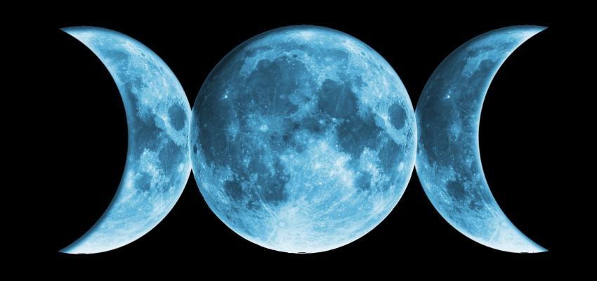 Pentacle de la Lune : découvrez les secrets de ce précieux talisman