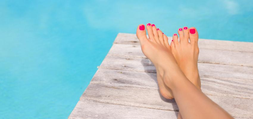Découvrez votre personnalité selon la forme de votre pied