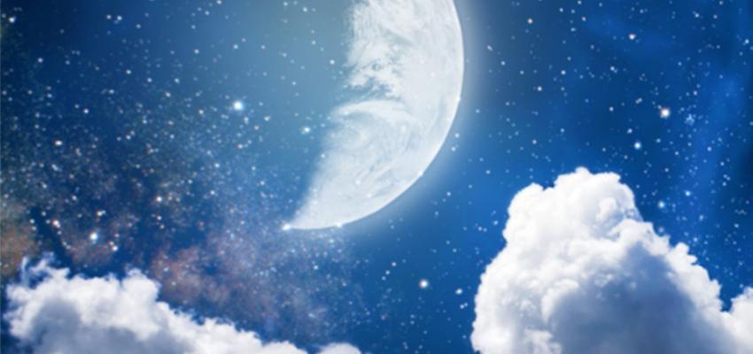 Phases du Croissant de Première Lune en 2017
