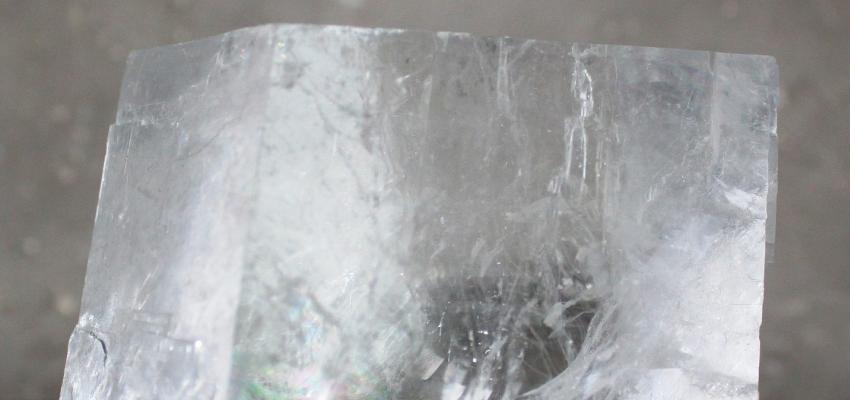 La pierre calcite optique et ses propriétés