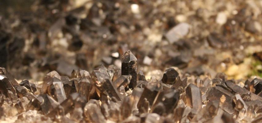La pierre cristal fumé et ses propriétés