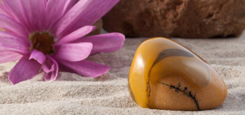 La pierre de protection jaspe mokaite