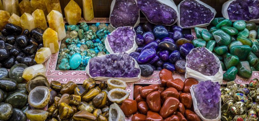 Les pierres de protection pour le bureau