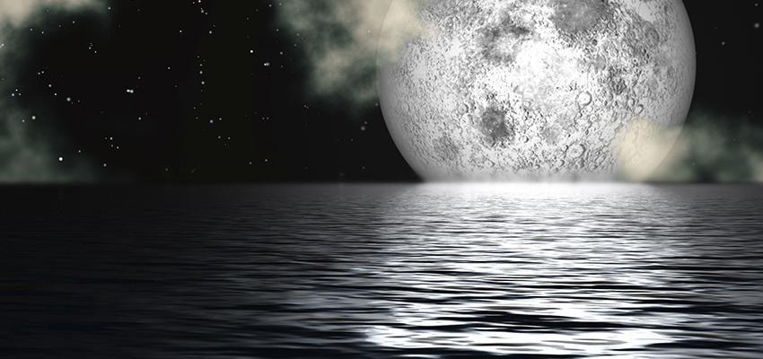 Quelles sont les dates de la pleine lune en 2019 ?