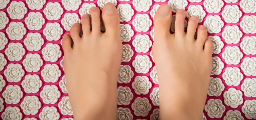 Quels sont les points d'acupuncture du pied?