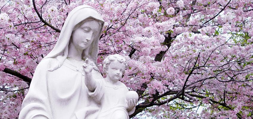 Prière à la Vierge Marie