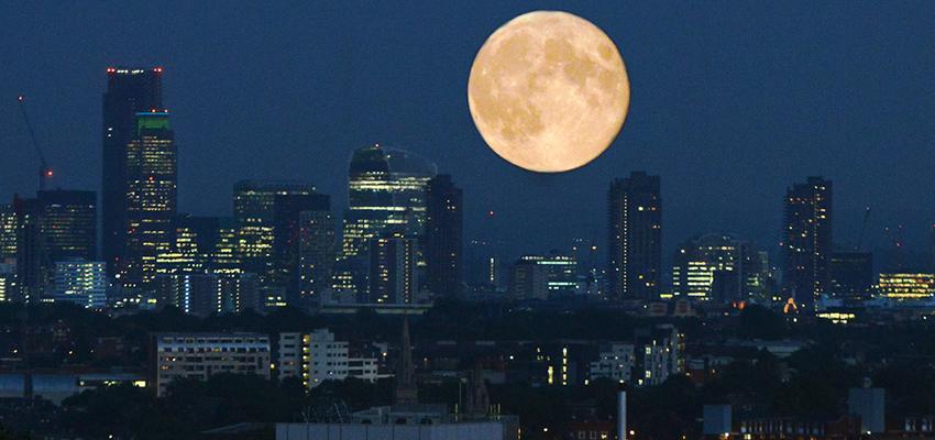 Quelle influence a la pleine lune dans la nuit ?