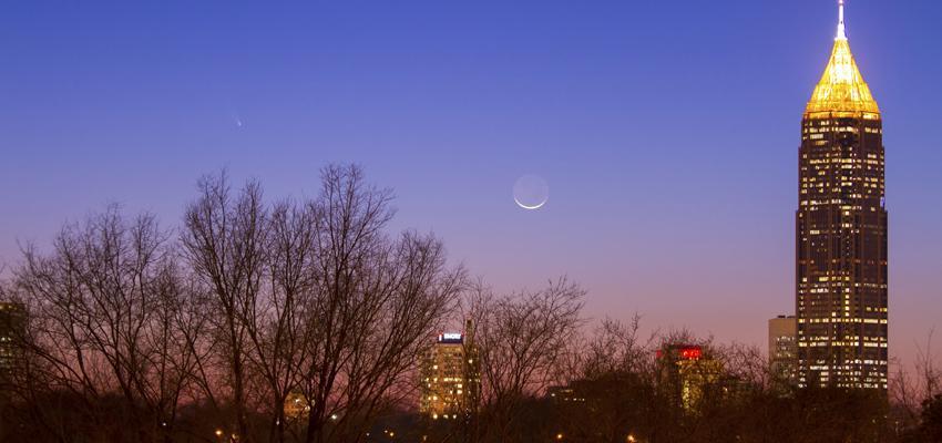 Quelles influences, la nouvelle Lune a-t-elle dans le jour ?