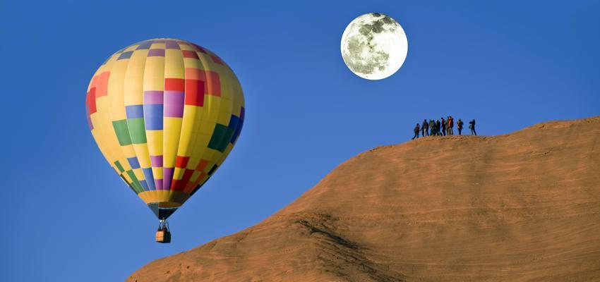 Quelle est l'influence de la pleine Lune dans le jour ?