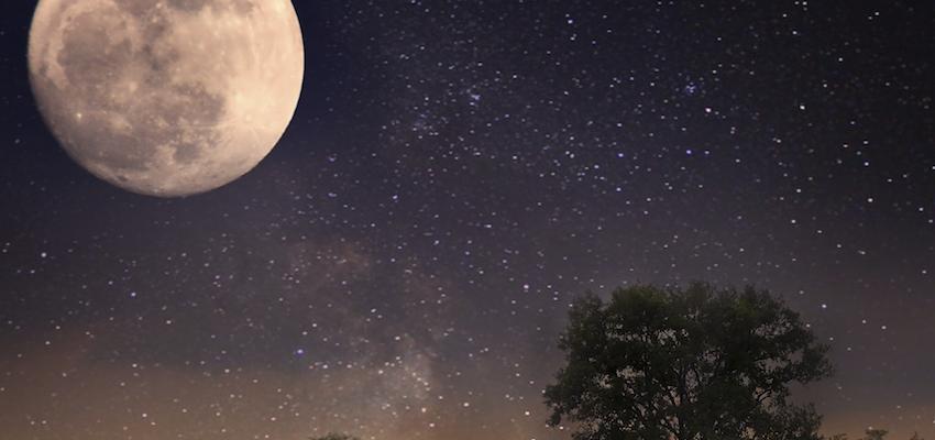 Réalisez vos vœux grâce à la pleine lune