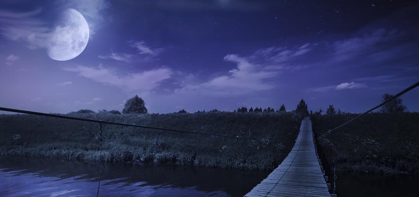 Réalisez vos vœux grâce au premier quartier de lune