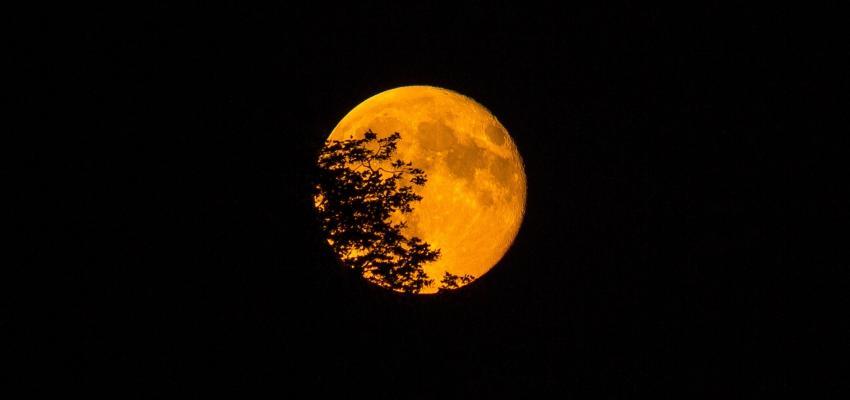 Le rituel d'amour de pleine lune