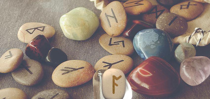 La rune Ac, rune de force et d'endurance