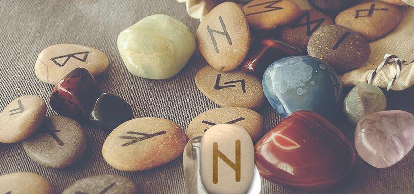 La rune Hagalaz, le grêlon qui fond au soleil