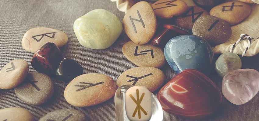La rune Ior, rune du serpent