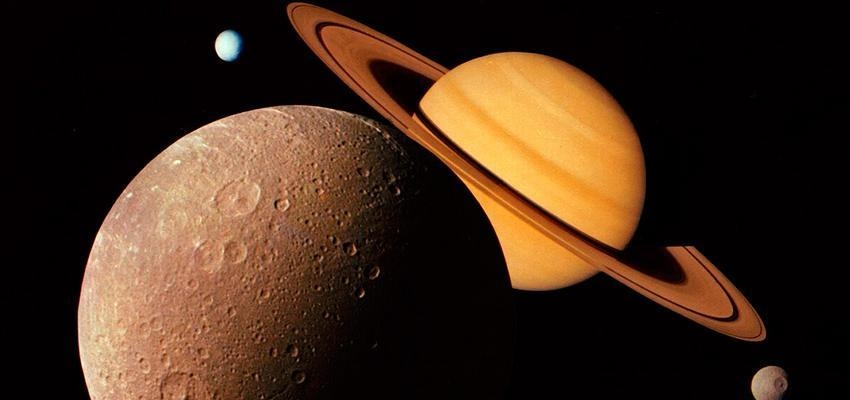 La signification de Saturne en maisons