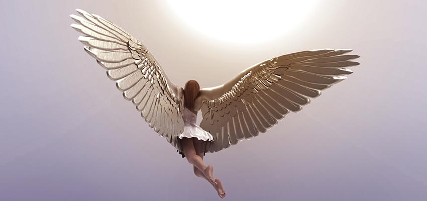 12 signes des Anges Gardiens pour communiquer avec nous