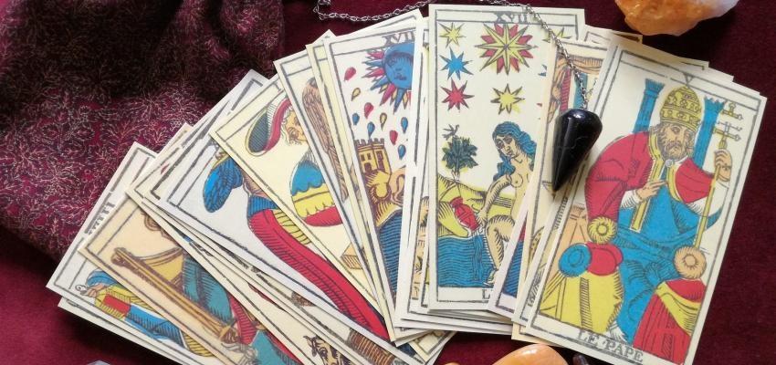 Quelle carte de Tarot inspiré par un prénom ?