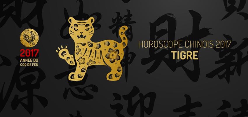 Horoscope chinois: le signe du Tigre en 2017