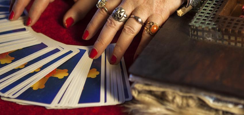 Le tirage à 7 cartes du Tarot de Marseille