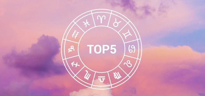 Top 5 qui aiment tout expérimenter