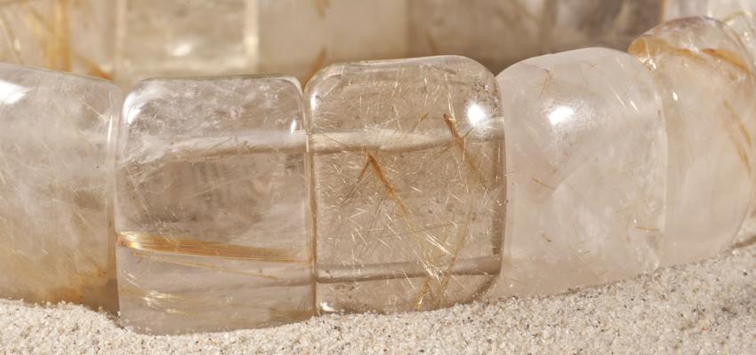 Tout savoir sur le quartz rutile et les propriétés de cette pierre
