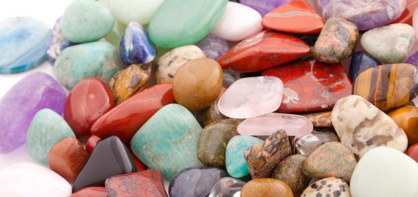 L'utilisation des pierres de lithothérapie