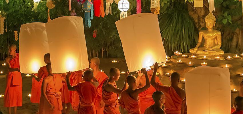 Vivre heureux grâce aux principes du Bouddha