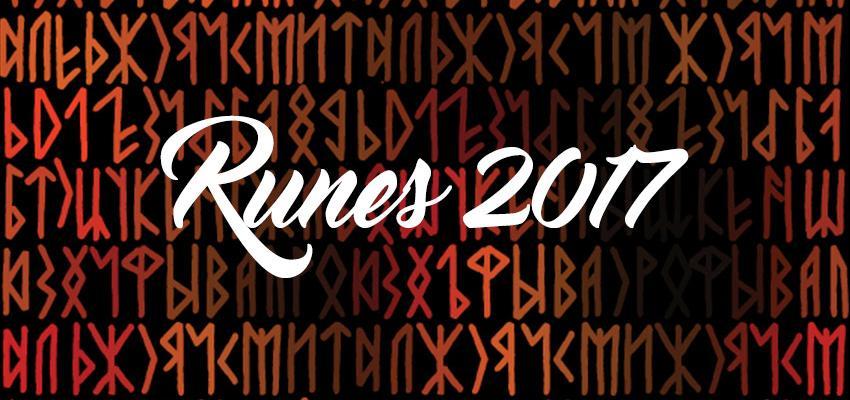 Vos runes personnelles 2017 et leur signification