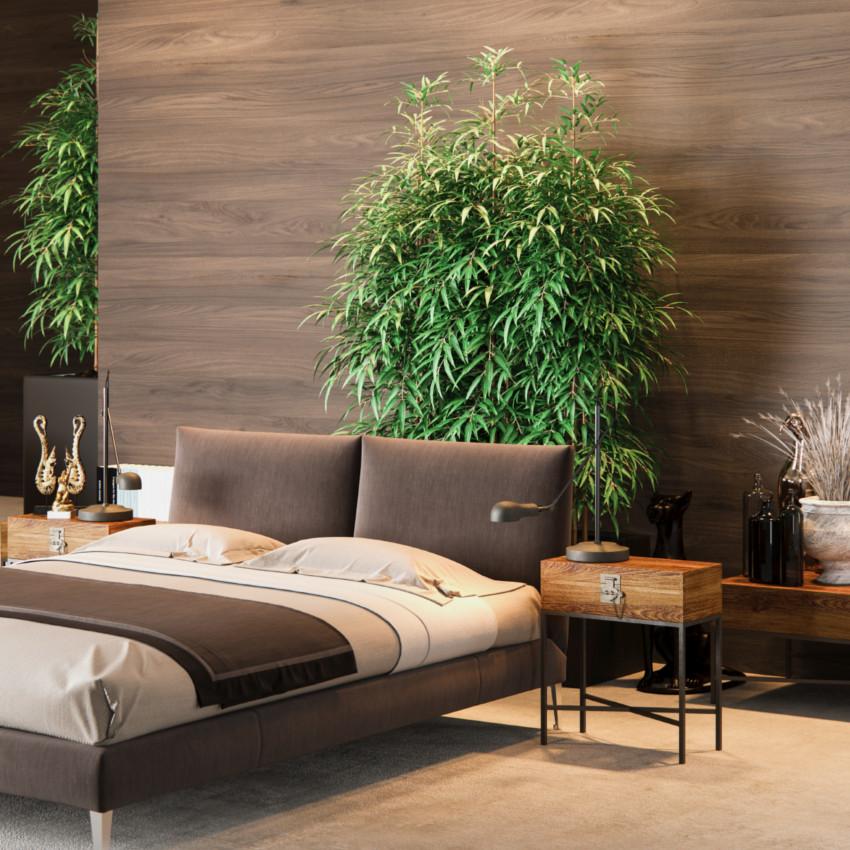 La position du lit en feng shui et son importance wemystic - Position lit feng shui ...