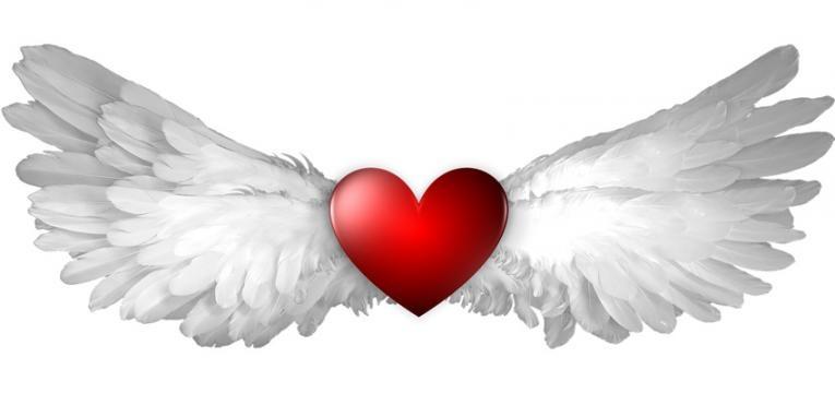 ange gardien de l'amour