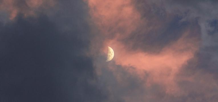 phases du croissant de première lune en 2019