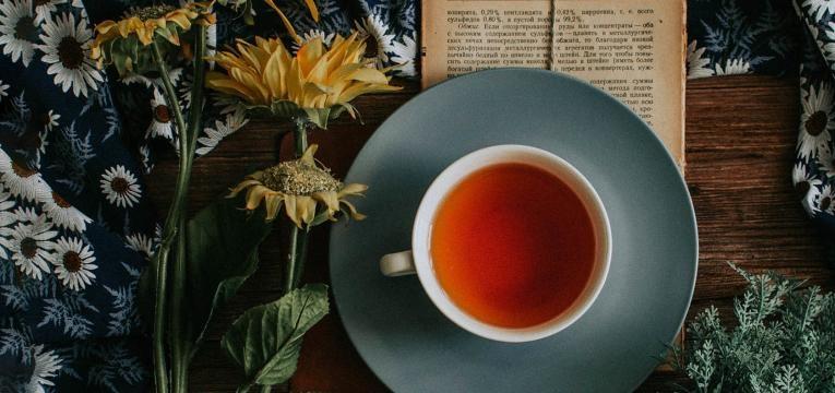 puissance du thé rouge