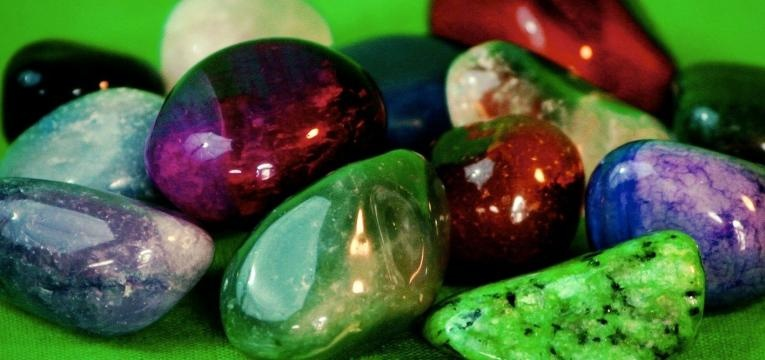 charger les pierres