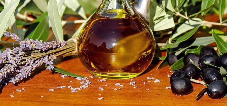 Nettoyage spirituel à l'huile d'olive