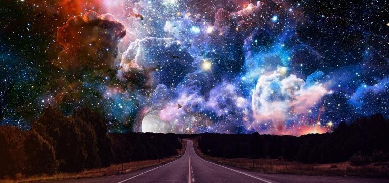 lumière de la cinquième dimension