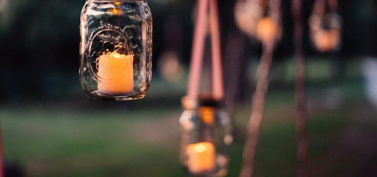 bouteille magique pour éviter la malchance en maison