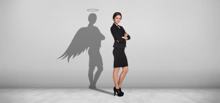 Être un ange terrestre
