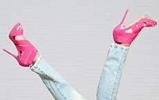 couleurs de vêtements pour le réveillon 2020 : rose fuchsia