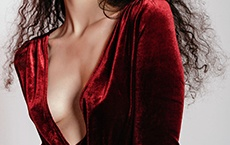 couleurs de vêtements pour le réveillon 2020 : rouge