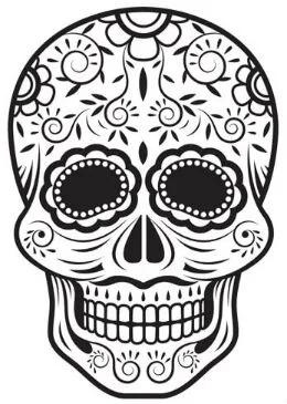 Le Symbolisme Du Crâne Mexicain