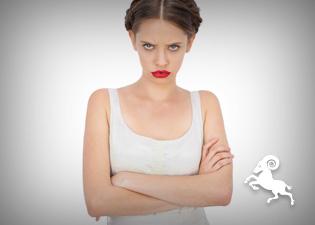 signe astrologique exprime sa colère - Bélier