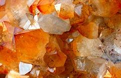 cristaux nécessaires aux empathes - citrine