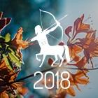 HORÓSCOPO 2018 - PREVISÕES SAGITÁRIO