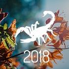 HORÓSCOPO 2018 - PREVISÕES ESCORPIÃO