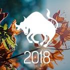 HORÓSCOPO 2018 - PREVISÕES TOURO