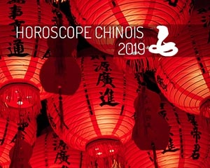 année chinoise 2019 : serpent