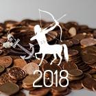 l'horoscope de l'argent 2018 Sagittaire